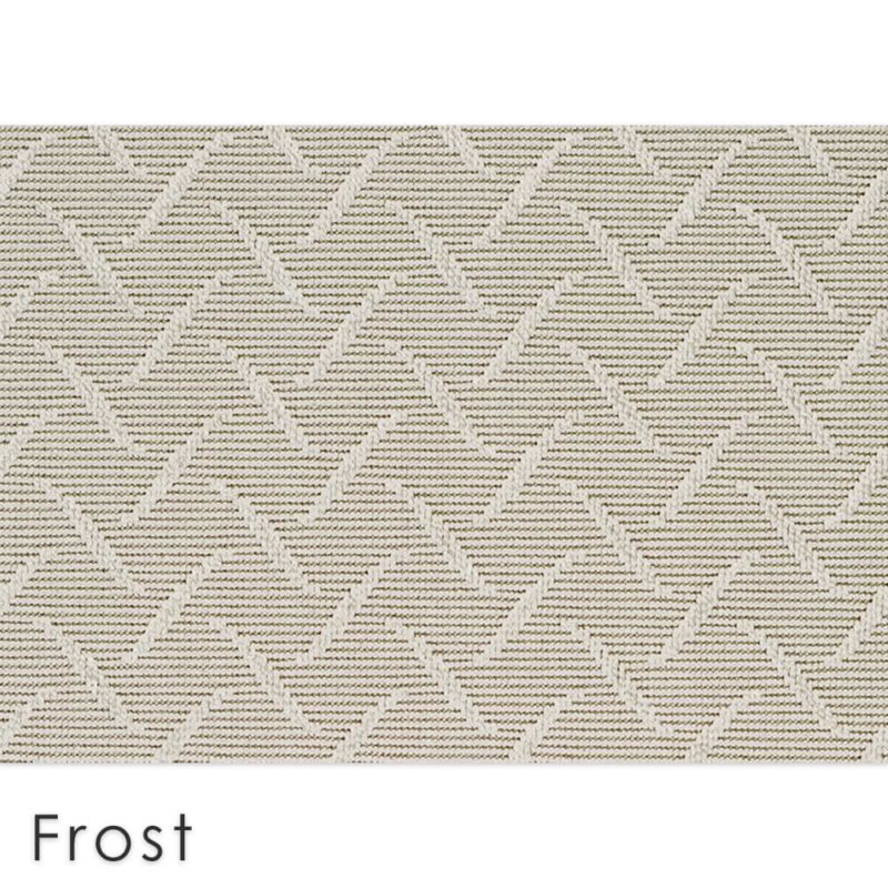 St Kitts Custom Cut Indoor Outdoor Collection Frost