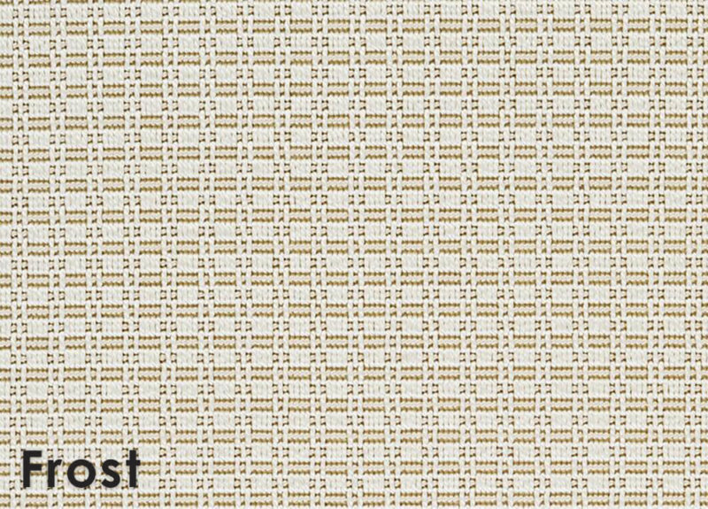 St Lucia Custom Cut Indoor Outdoor Collection Frost