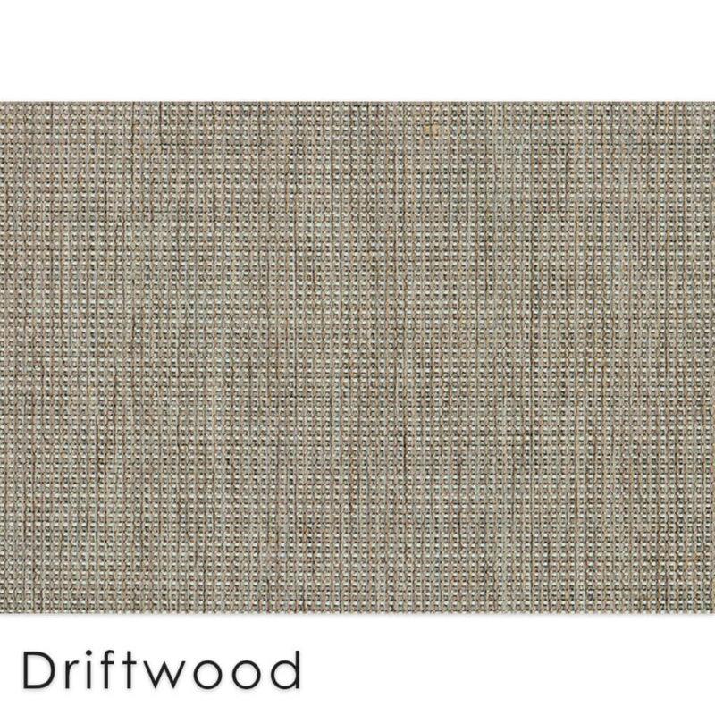 Kona Custom Cut Indoor Outdoor Area Rug Collection Driftwood