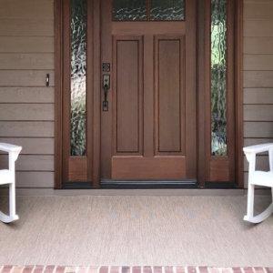 Kona Custom Cut Indoor Outdoor Area Rug Collection Customer Photo