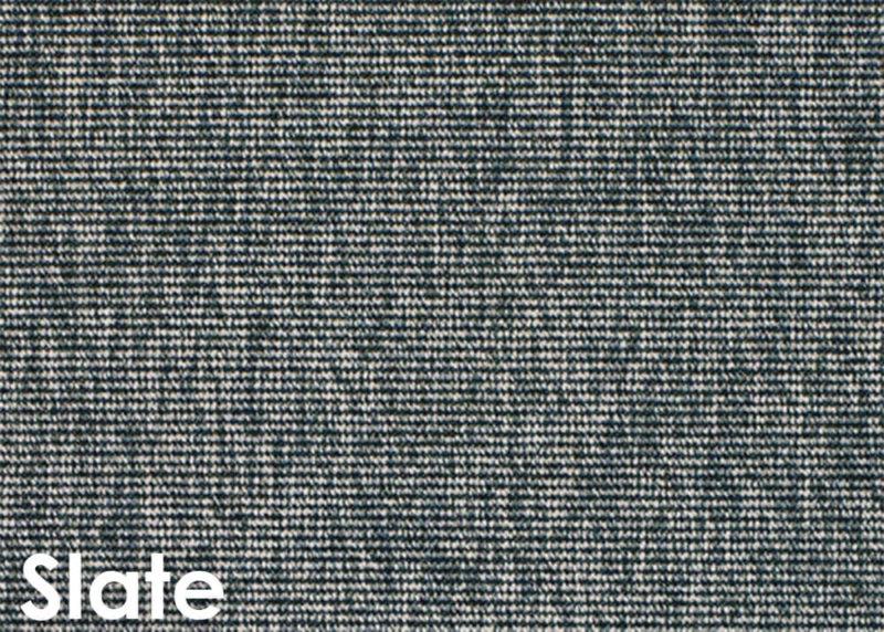 Bonaire Custom Cut Indoor Outdoor Collection Slate