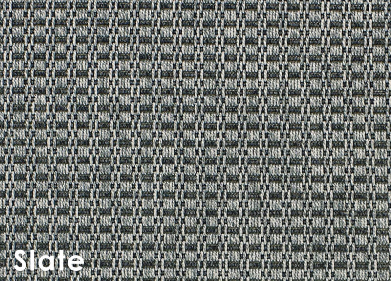 St Lucia Custom Cut Indoor Outdoor Collection Slate