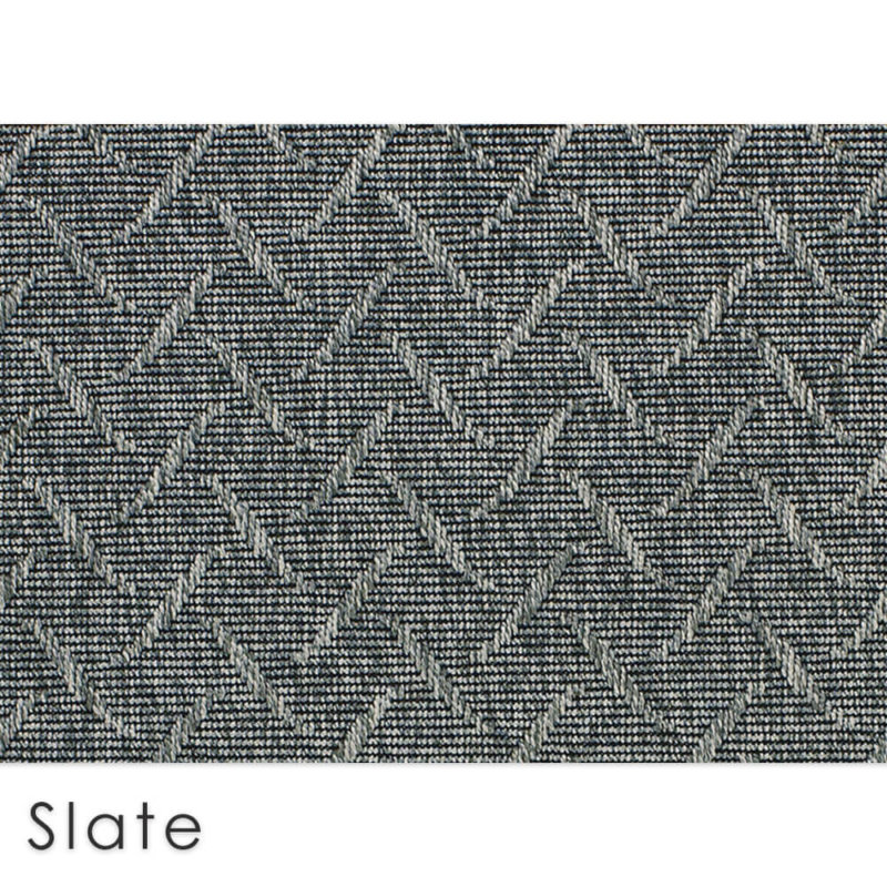 St Kitts Custom Cut Indoor Outdoor Collection Slate