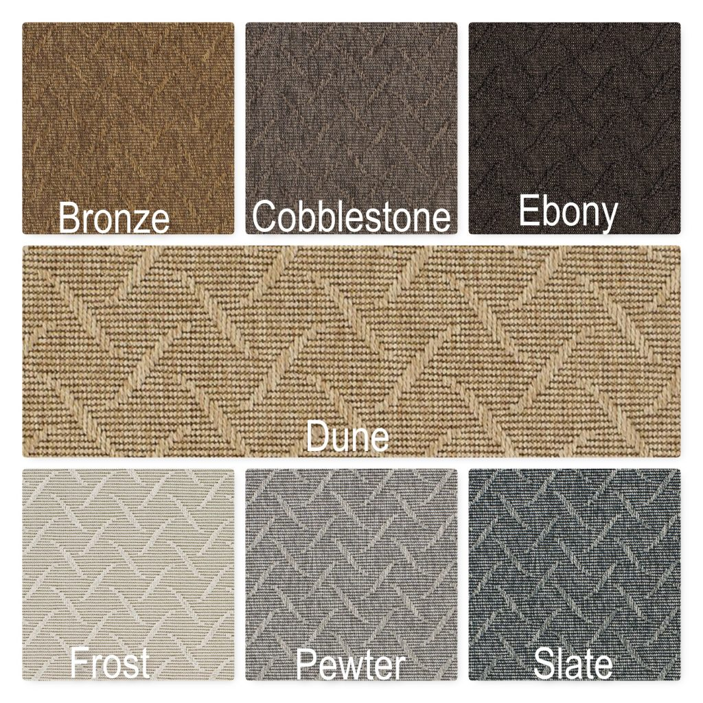 St Kitts Custom Cut Economy Indoor Outdoor Collection