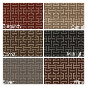 Abruzzo Indoor Pattern Repeat Area Rug Collection