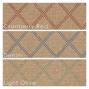 Bedford Collection Custom Cut area rugs