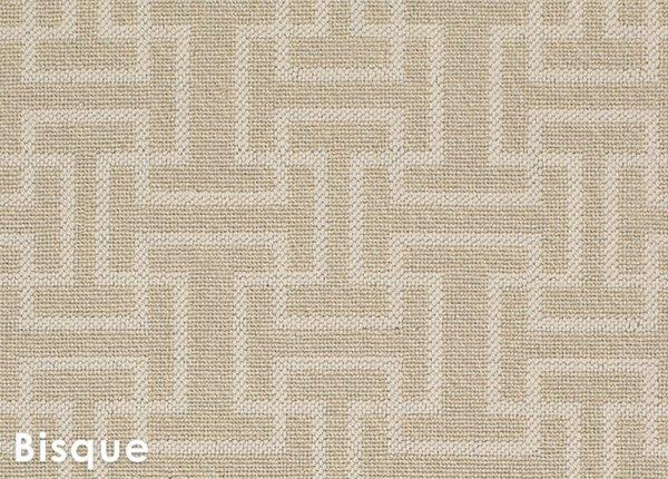 Sanibel Pattern Indoor Area Rug Collection Bisque