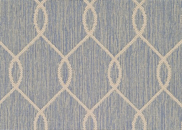 Chambray Paloma Ogee Pattern Indoor Area Rug Collection