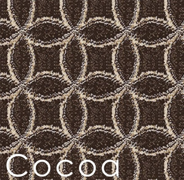 Cocoa Frienze Area Rug Collection