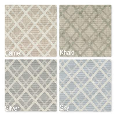 Telluride Super Thick Soft Shag Area Rug Collection New Diamond Pattern Rug
