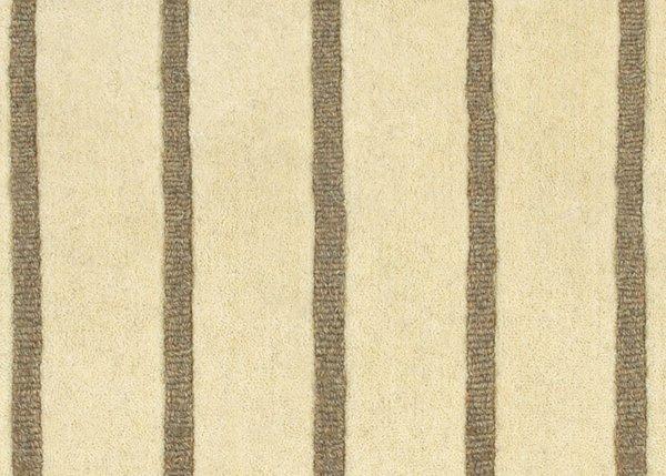 Ivory Wool Tones Stripe