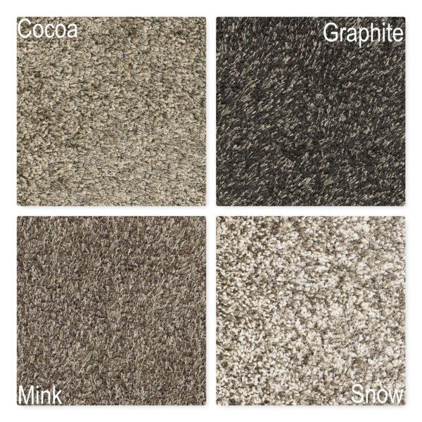 Killington Super Thick Soft Shag Area Rug Collection