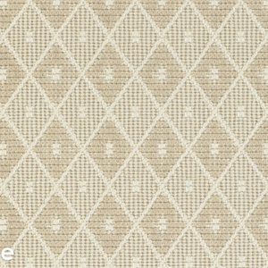 Somersworth Diamond Pattern Indoor Area Rug Collection Latte