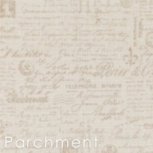 Letters D'Amore Parchment Custom Cut Area Rugs