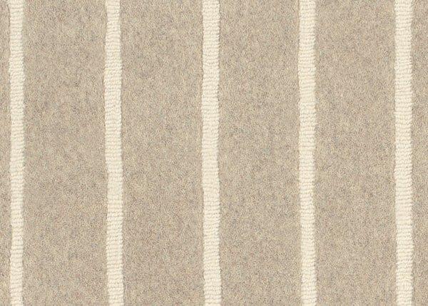 Oatmeal Wool Tones Stripe