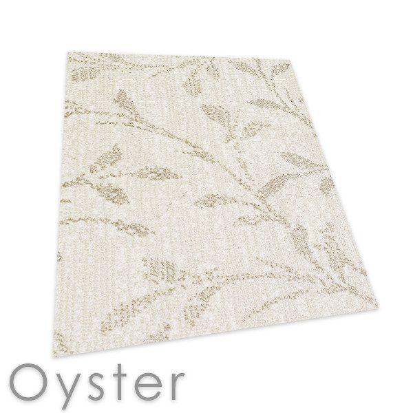 Oyster Capri area rug