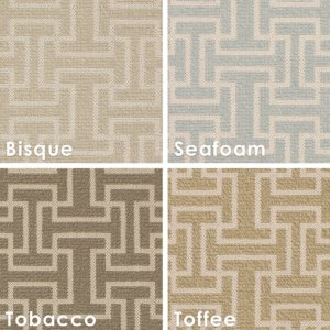 Sanibel Pattern Indoor Area Rug Collection