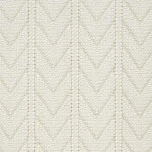 Snowcap Mont Blanc Chevron Pattern Indoor Area Rug Collection