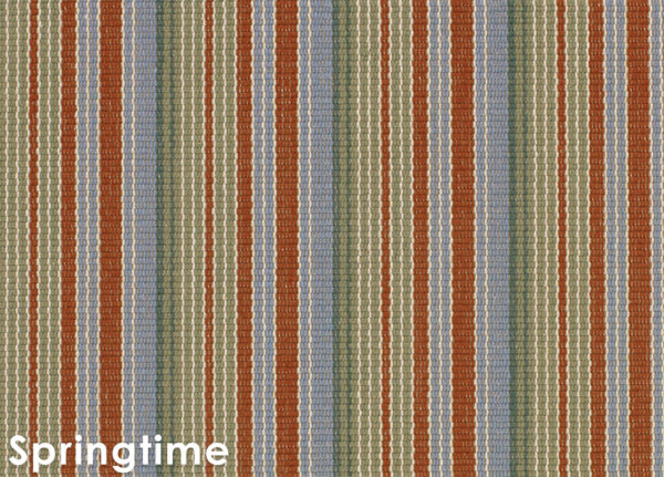 Astin Stripe Pattern Indoor Area Rug Collection Springtime
