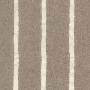 Steel Grey Wool Tones Stripe