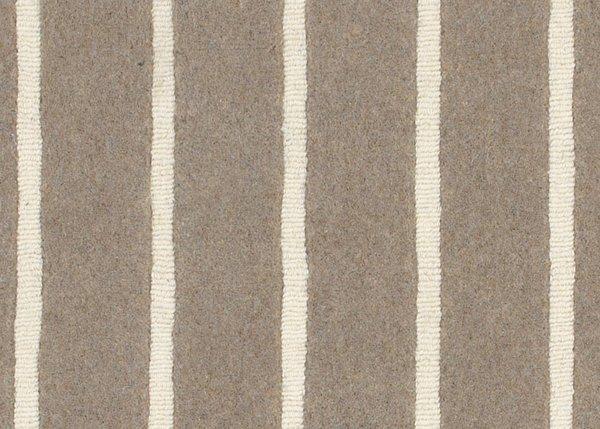 Steel Grey Wool Tones Stripe