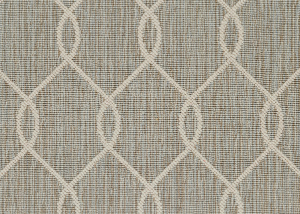 Stonewash Paloma Ogee Pattern Indoor Area Rug Collection