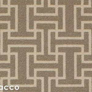 Sanibel Pattern Indoor Area Rug Collection Tobacco