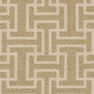 Sanibel Pattern Indoor Area Rug Collection Toffee