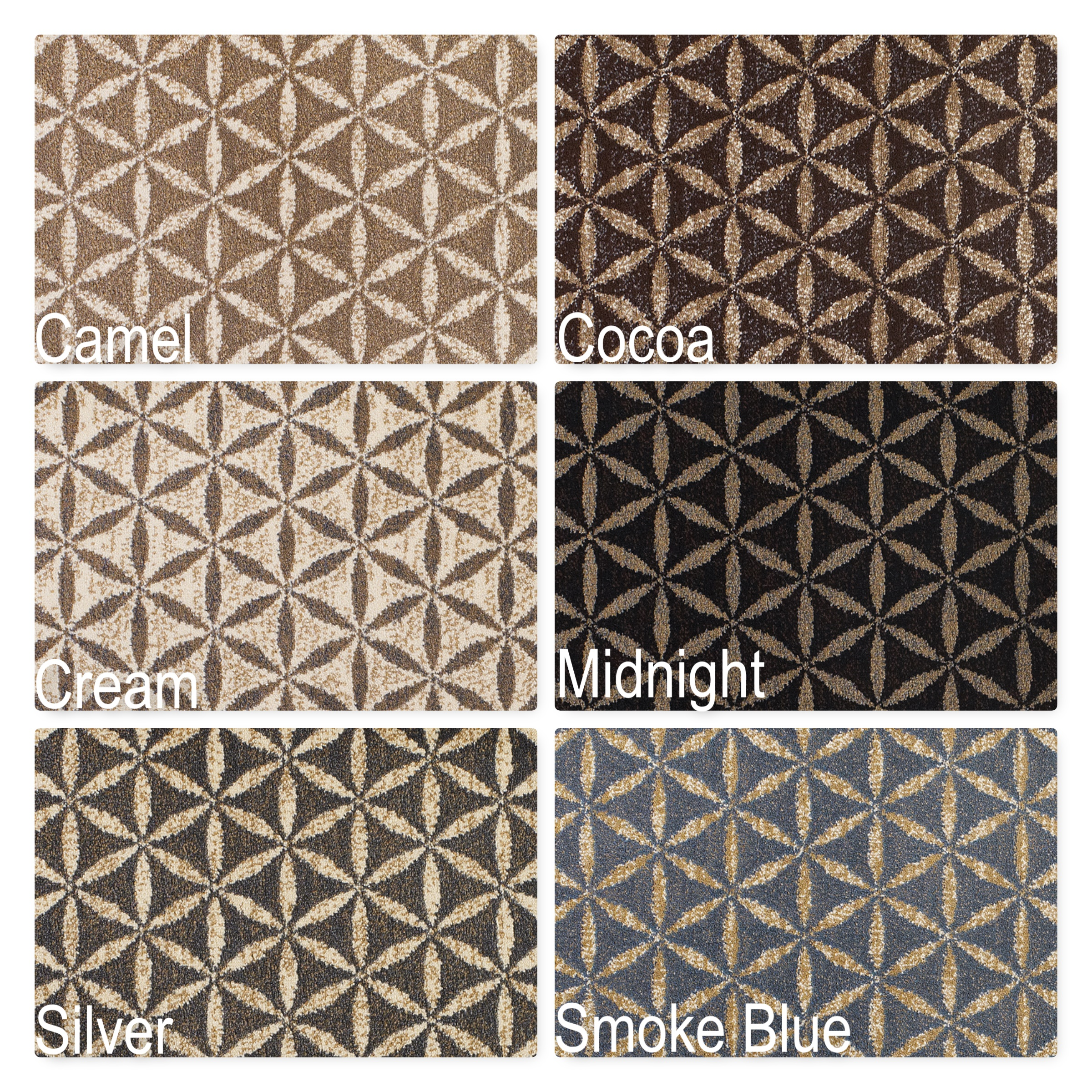 Indoor Pattern Repeat Area Rug Collection