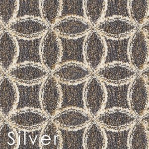 Frienze Silver Area Rug