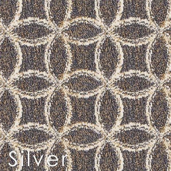 Frienze Silver Area Rug