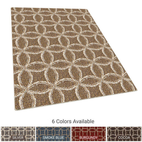 Firenze Indoor Pattern Repeat Area Rug Collection