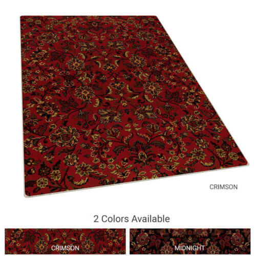 Isfahan Luxury Indoor Traditional Pattern Area Rug Everest Collection