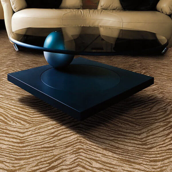 Namibia Luxury Indoor Area Rug Wild Plains Collection - Room