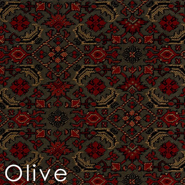 olive bidjar custom cut area rugs