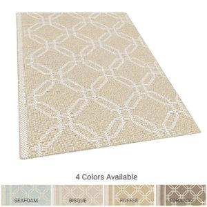 Siesta Key Pattern Indoor Area Rug Collection