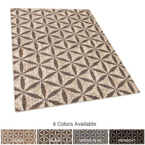 Toscano Indoor Pattern Repeat Area Rug Collection