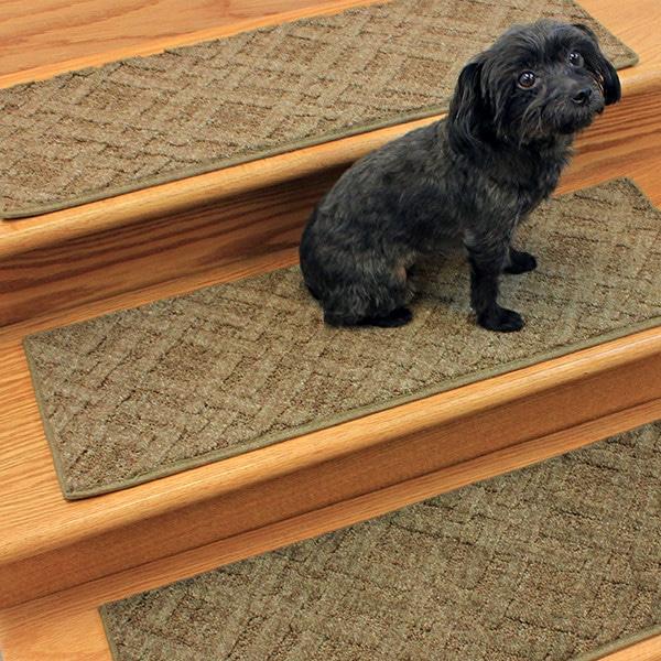 Dog Assist Stair Treads Interweave