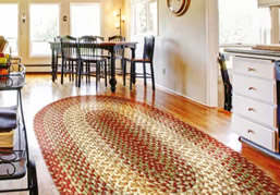 Braided Rugs - Koeckritz Custom Rugs
