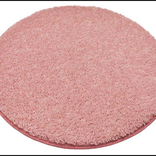 Children's Crazy Carpet Circle Seats Fairy Dust Pink Sets of 6