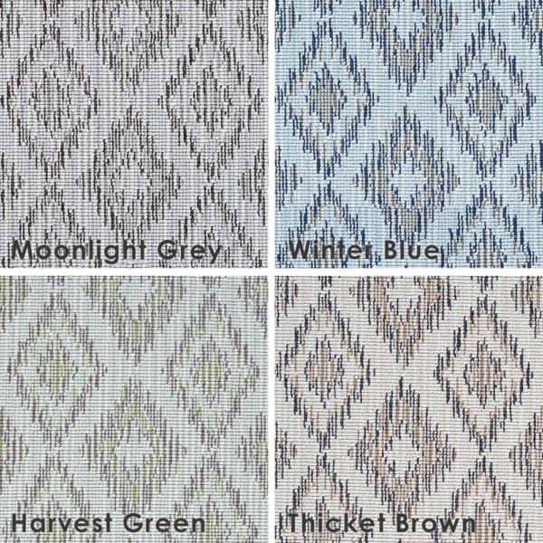 Berkshire Custom Cut Indoor Outdoor Area Rug Collection