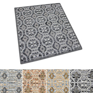 Pelican Island Custom Cut Indoor Outdoor Area Rug Collection