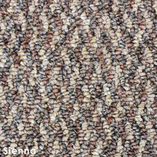 Zeal Sienna Indoor/Outdoor Graphic Loop Carpet Area Rug Sienna