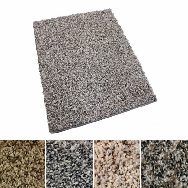 Toast Of The Town Indoor Plush Area Rug Collection