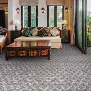 Belmar Custom Cut Indoor Outdoor Area Rug Collection room