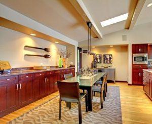 Luxury kitchen rug