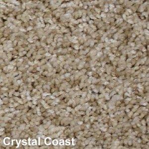 West Brow Indoor Frieze Area Rug Collection Crystal Coast