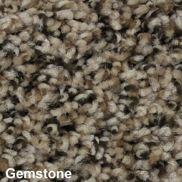 West Brow Indoor Frieze Area Rug Collection Gemstone