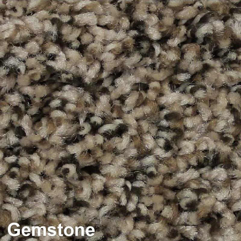 West Brow Indoor Frieze Area Rug Collection Gemstone