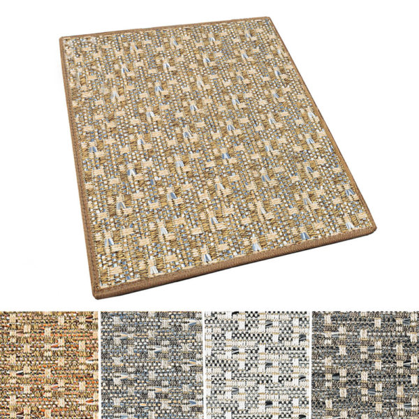 Virgin Gorda Pattern Indoor Outdoor Area Rug Collection
